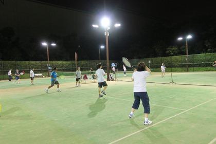 写真:テニス教室2018秋募集