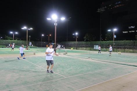 写真/テニス教室2019秋
