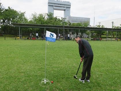 写真/グランドゴルフ