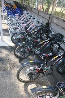 写真/貸自転車