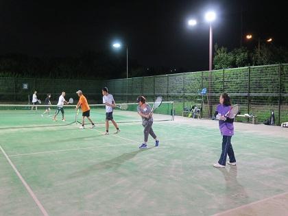 写真/テニス教室秋2020