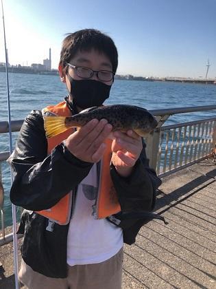 写真/20201114釣り教室釣果