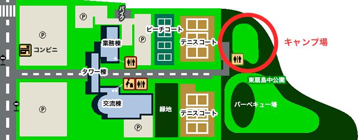 宇奈根キャンプ場